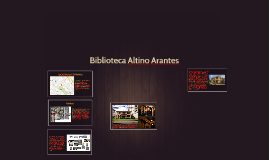 Biblioteca Altino Arantes