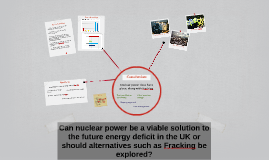 Can nuclear power be a viable solution to the future energy