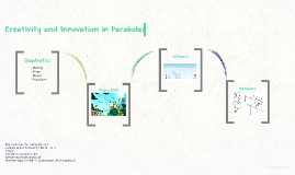 Creativity and Innovation in Parabolas