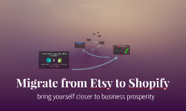 Migrate from Etsy to Shopify - bring yourself closer to business prosperity