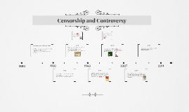 Censorship and Controversy