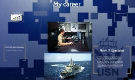Navy IT Specialist
