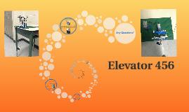 Elevator 456