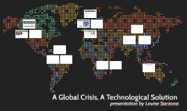 Copy of A Global Crisis, A Global Solution