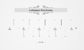 Cotinuous Brewhouse