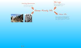 Romes Family Life