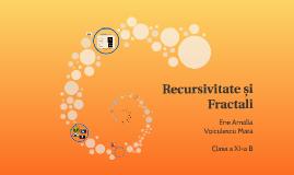 Recursivitate și Fractali