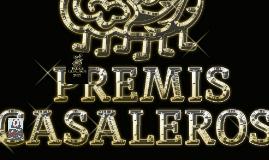 PREMIS CASALEROS 2016