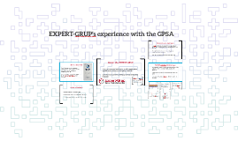Expert-Grup's experience with the GPSA