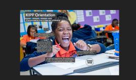 KIPP Orientation