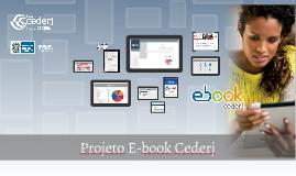 Projeto E-book Cederj