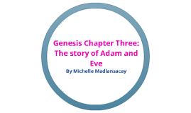 Adam and Eve Fruit/Snake Encounter