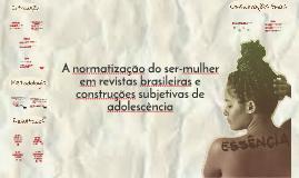 Copy of A CONDIÇÃO DO SER-MULHER EM REVISTAS BRASILEIRAS E A CONSTIT