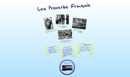 Copy of Proverbes français