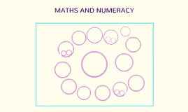 MATHS AND NUMERACY