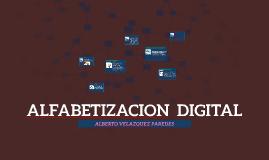 Copy of ALFABETIZACION  DIGITAL