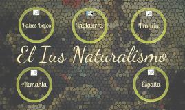 Ius Naturalismo