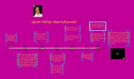 Oprah Winfrey by Jenna Seiler on Prezi