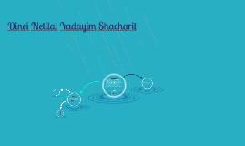 Copy of Dinei Netilat Yadayim Shacharit