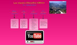 Los Cuatro Dinastias Chinas