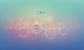 Copy of C.S.A