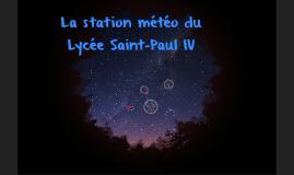 Station Météo SP4