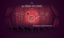 30 DÍAS DE CINE