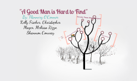 good man are hard to find quotes