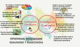 Diferencias: investigacion cualitativa y cuantitativa