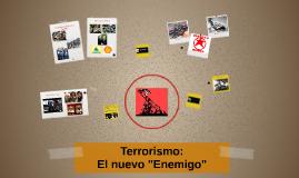Terrorismo:
