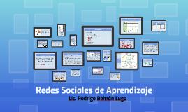 Redes Sociales de Aprendizaje