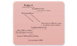Psalm 4