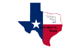 Gun laws in Texas