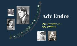 Ady Endre élete és költészete