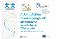 WP4: 48 szervezet több mint 90 képviselője vesz részt a munk