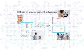 TCI use in special patient subgroups