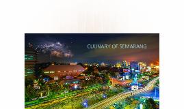 Copy of CULINARY OF SEMARANG