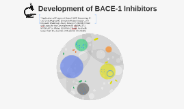 Development of BACE-1 Inhibitors