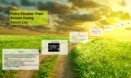 Copy of Hope in Pedro Páramo
