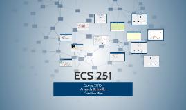 ECS 251 Project