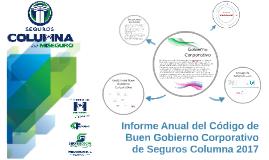 Copy of 2017 Informe Anual del Código de Buen Gobierno Corporativo de Seg