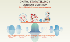 DIGITAL STORYTELLING e CONTENT CURATION
