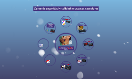 Curso de seguridad y calidad en accesos vasculares