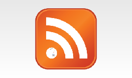 RSS feeds and aggregators