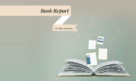 복사본 - Copy of Book Report