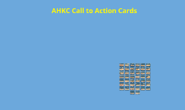 AHKC Call to Action Cards