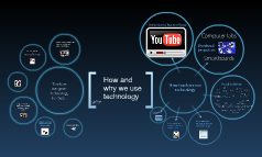 How and why we use tchnology