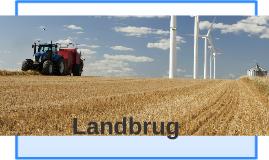 Landbrug fællesfagligt