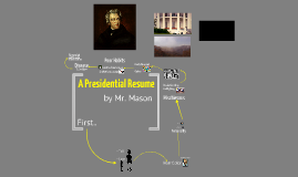 Presidential Resume