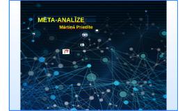 Meta analīze